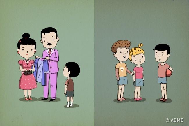 Так или иначе, ребенку нужно общаться сосверстниками. Иначе онпросто небудет понимать, зачем нужн