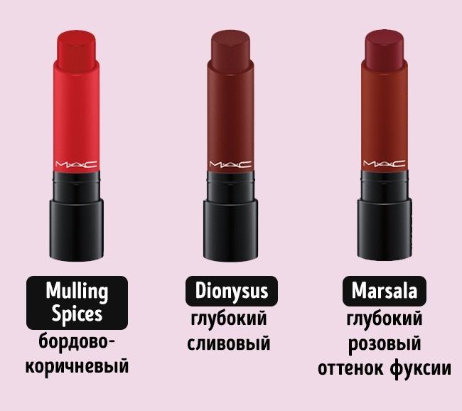 Mulling Spices , Dionysus , Marsala  Какой цвет подойдет дерзким брюнеткам