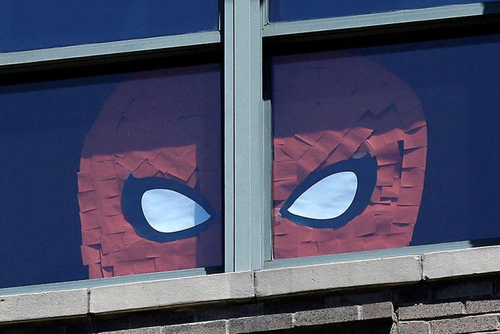 Даже Человек-паук не смог остановить это.