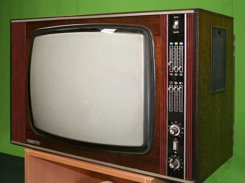 7. Но все-таки название «Рубин» у нас ассоциируется в первую очередь с телевизионным приемником Руби