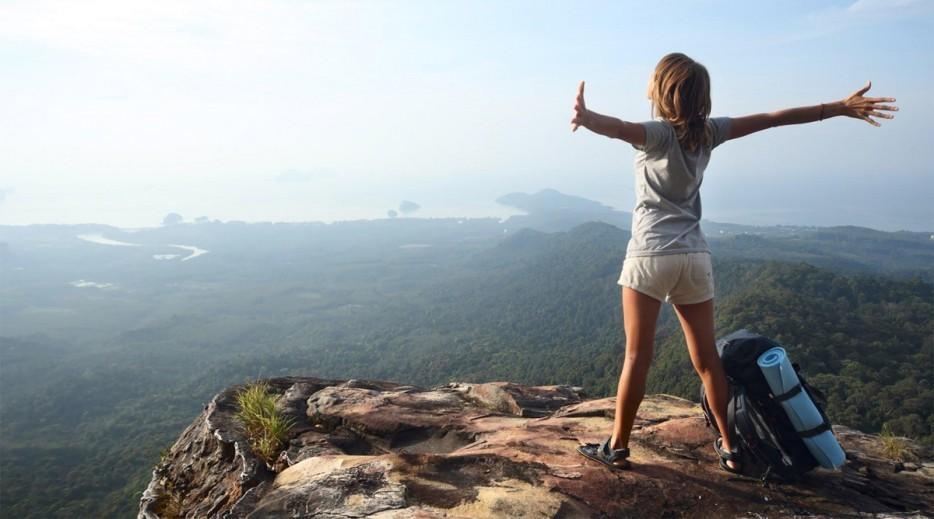 10. Дышите Одним из главный различий между путешественником и туристом является цель. Туристы в осно