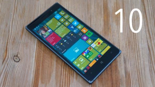 Новая серия Windows 10 «разрушает» мобильные телефоны ипланшеты