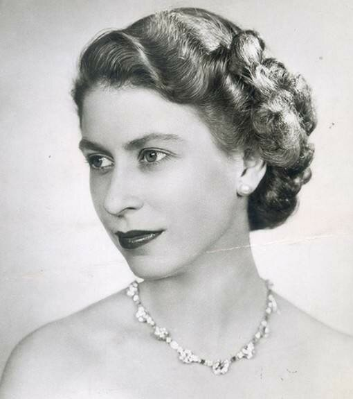 The Queen of England - Her Royal Majesty Queen Elizabeth II