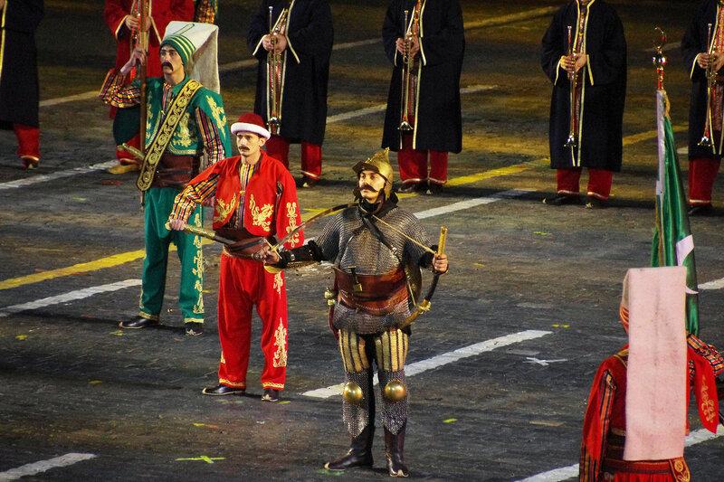 Оркестр «Мехтер» Вооруженных сил Турции