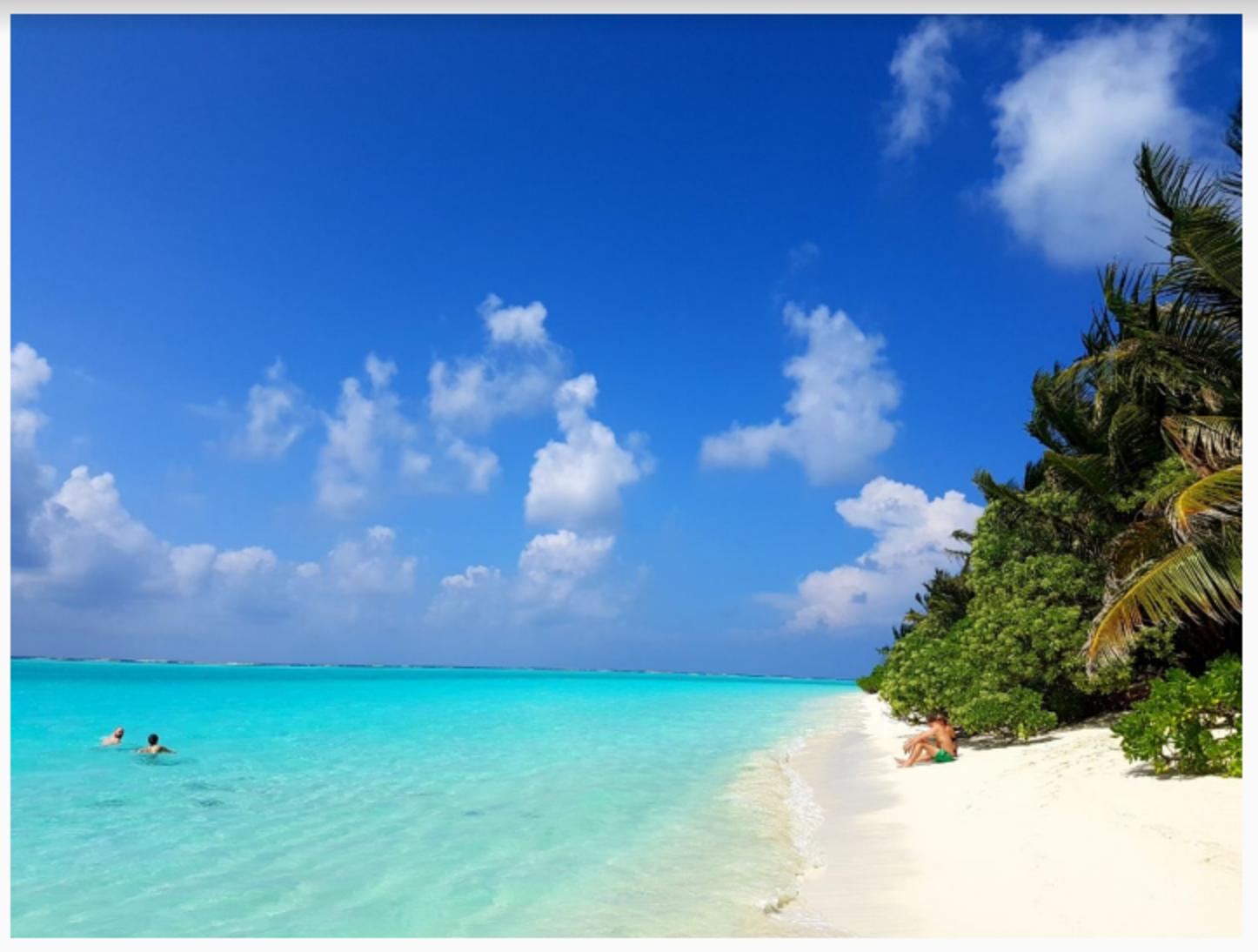 Жизнь и работа на Мальдивах