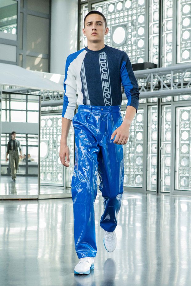 #PFW: GmbH Spring Summer 2018 Menswear Collection