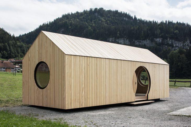 Exhibition House by Innauer-Matt Architekten (20 pics)