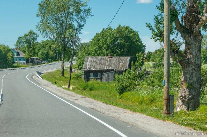 Деревня Нигижма, Карелия