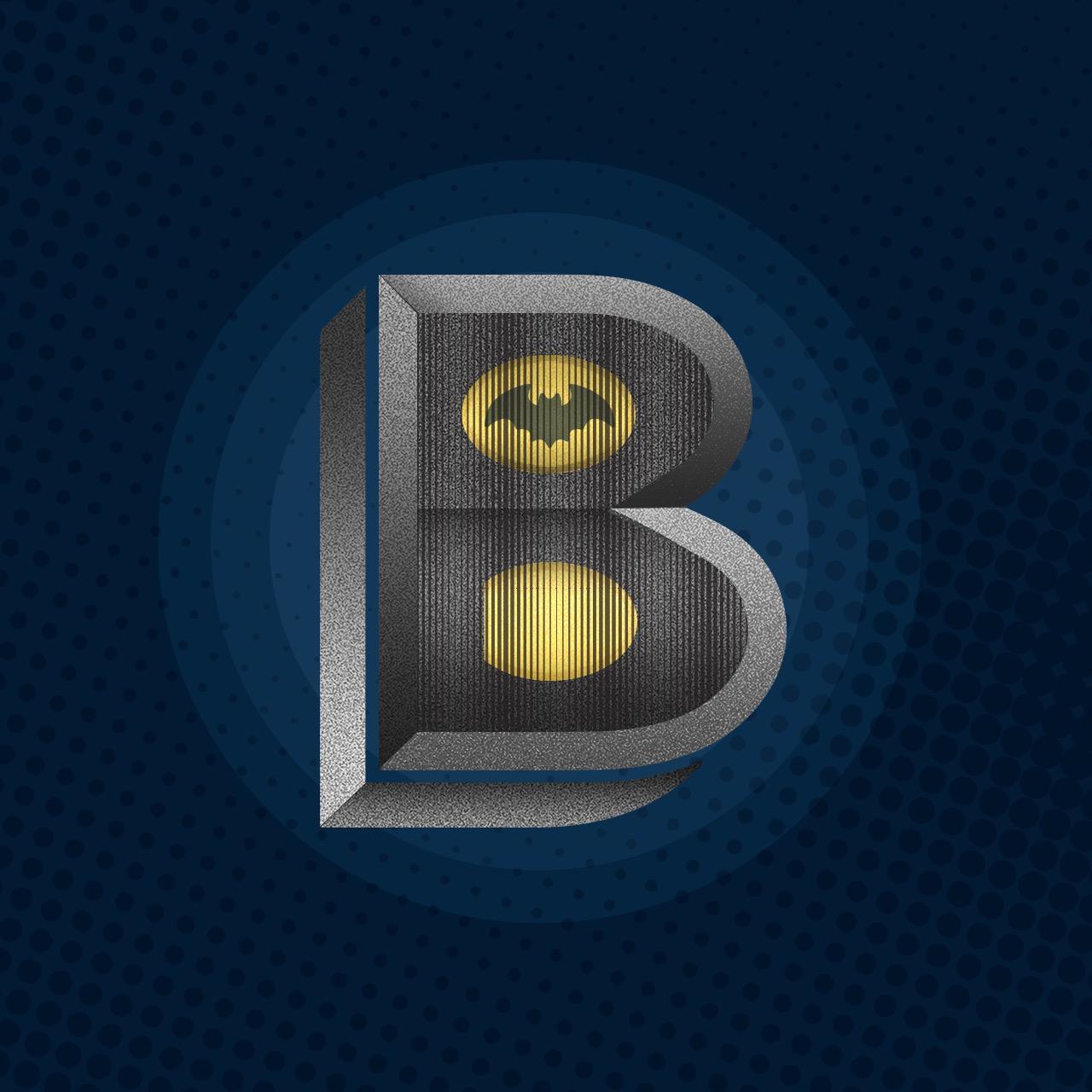 Creative & Clever Superheroes Alphabet (15 pics)