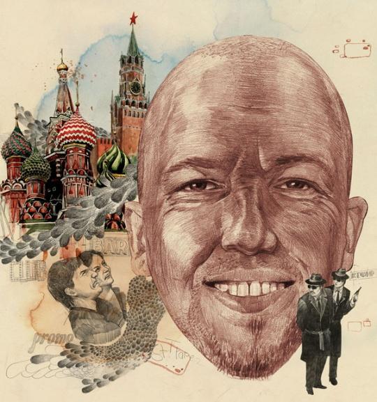 Dmitry Ligay's World of Illustrations