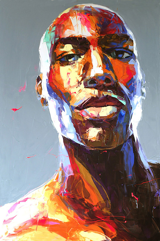 Color Fusion by Francoise Nielly