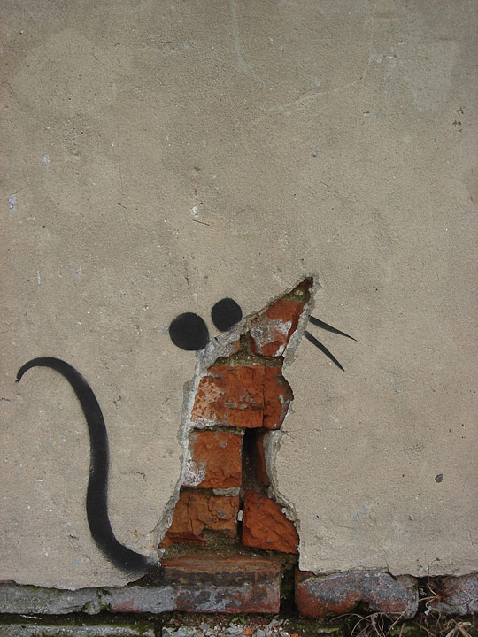 Challenges of the Street Art