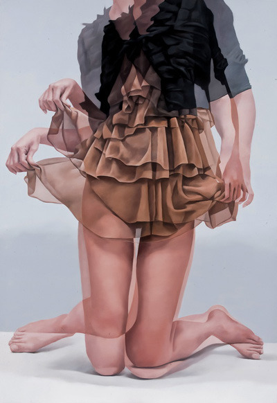 Overlapping Image - Ho Ryon Lee