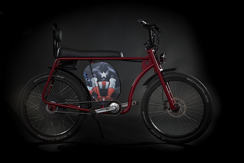 Электробайк Otocycles CrosS