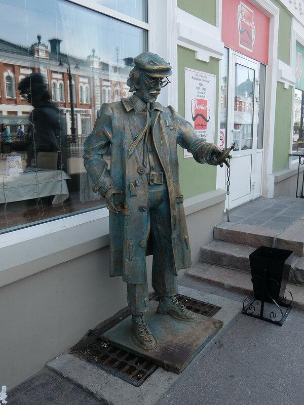 Скульптура Рутгер Хауэр