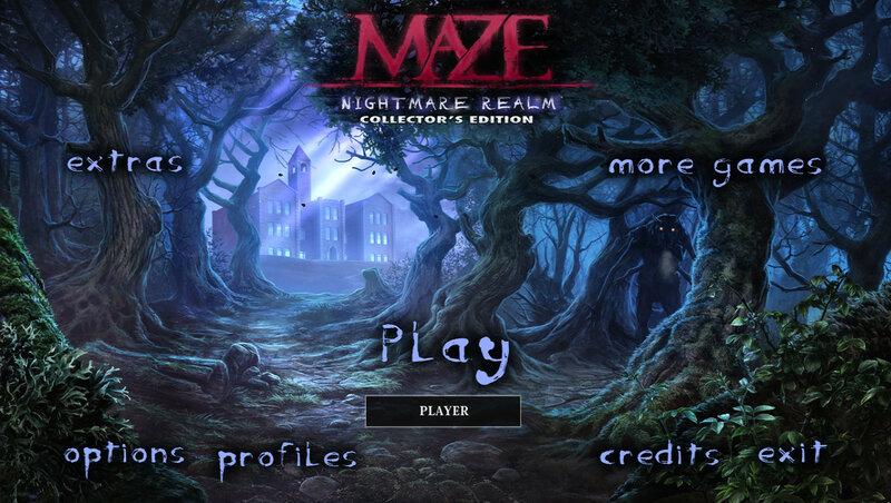 Maze: Nightmare Realm CE