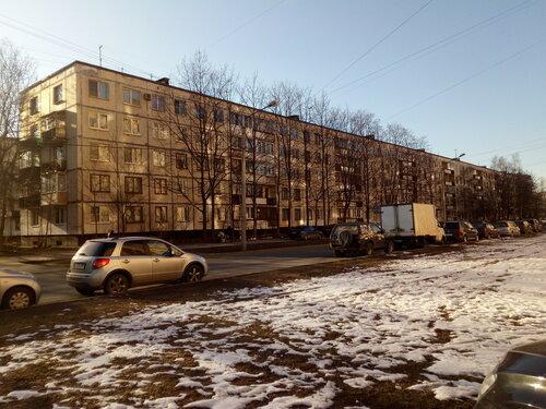 Авангардная ул. 39к1