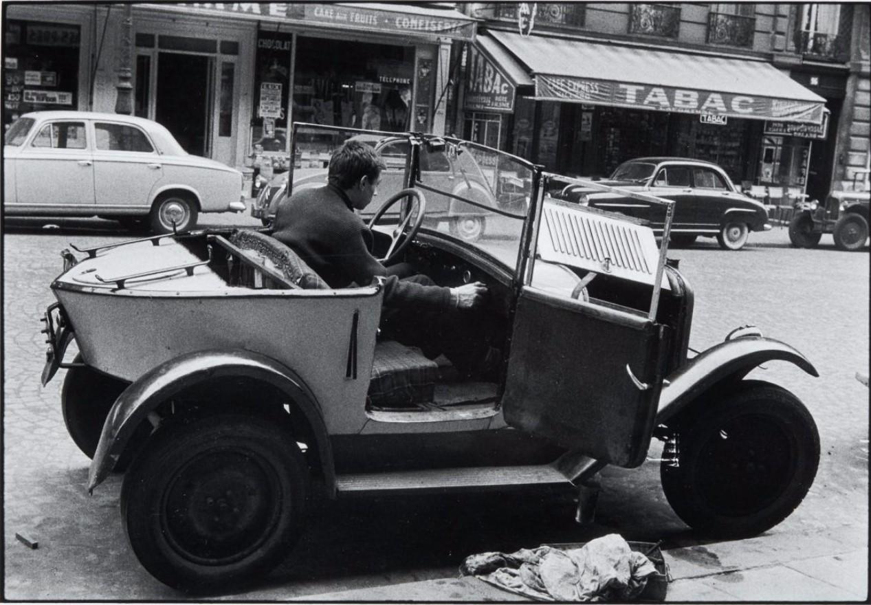 1957. Улица Юшет