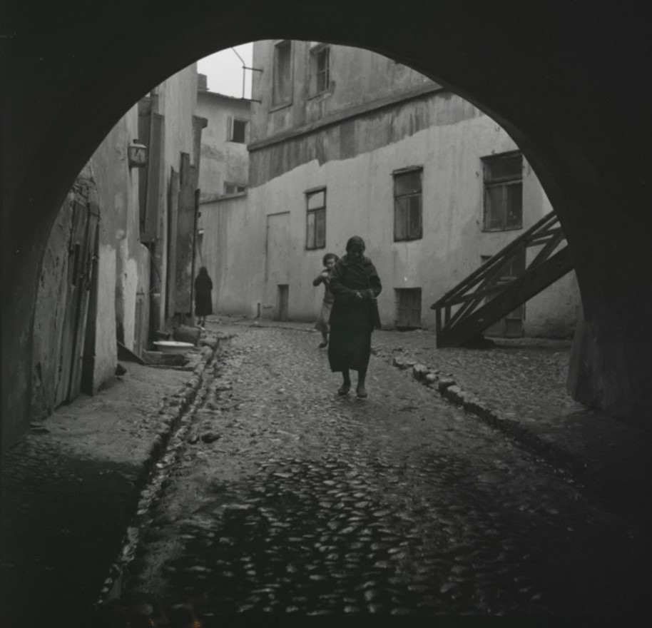 Улица в еврейском квартале
