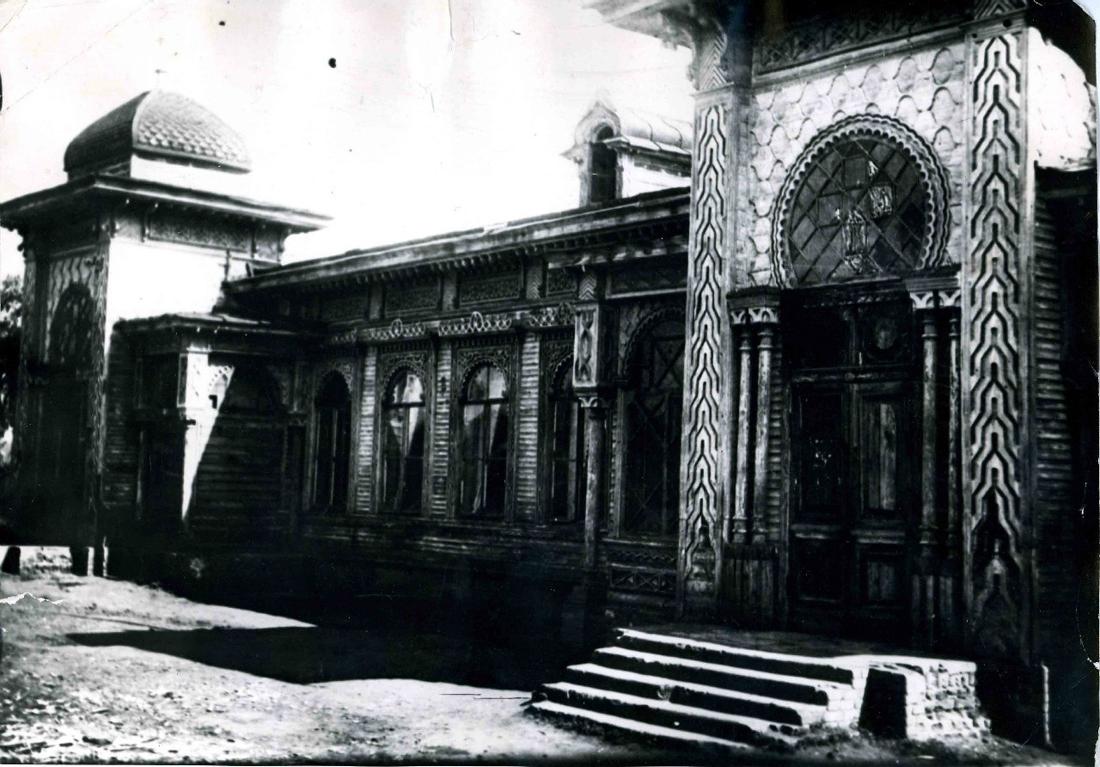 Дом купца Маркова