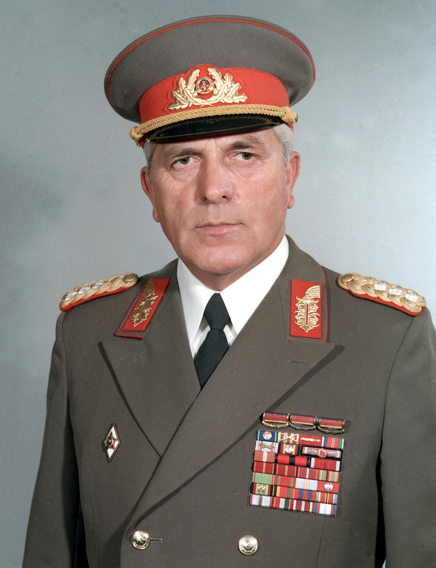 Униформа ГДР