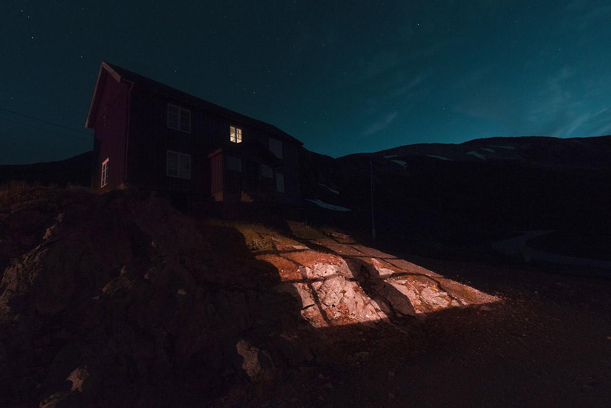 «Между реальным и абстрактным»: фото Øystein Sture Aspelund