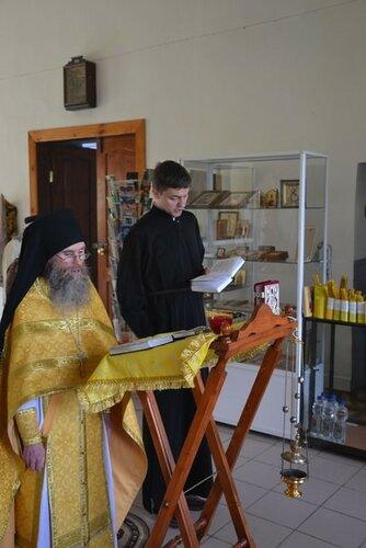 В Свято-Троицком мужском монастыре