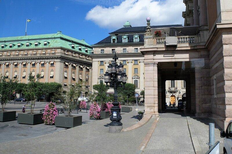 Прекрасная столица Швеции - Стокгольм