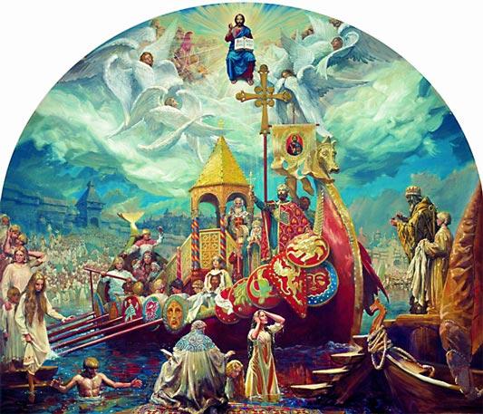 Православные сегодня отмечают День Крещения Руси