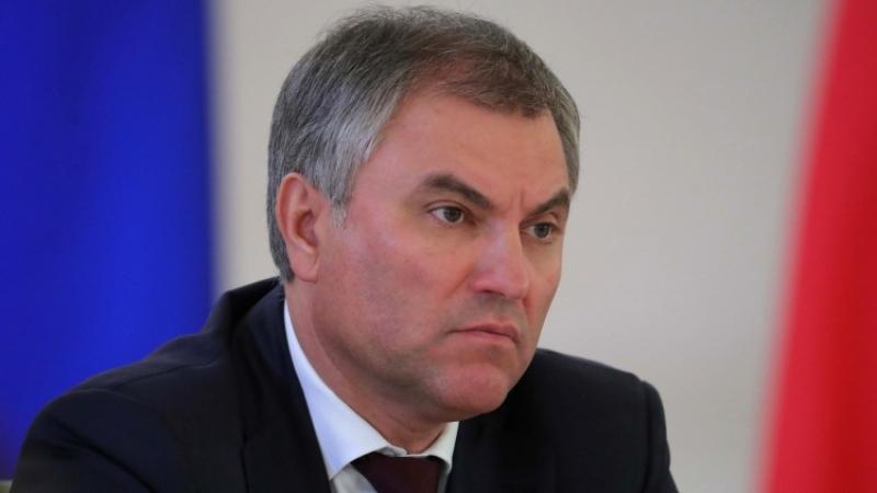Володин поддержал идею изменить законодательство обанкротстве