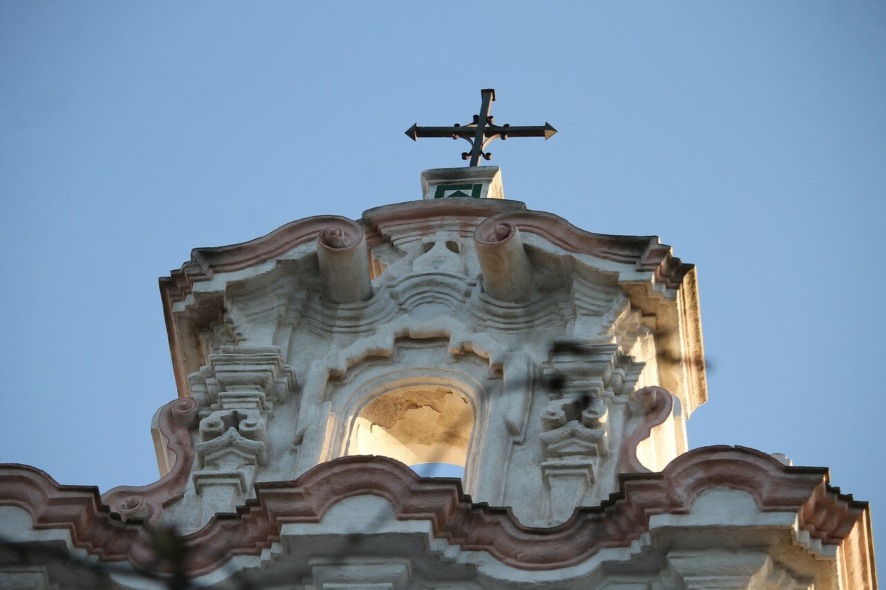 El Carmen church (Iglesia del Carmen y Santa Teresa), Cadiz