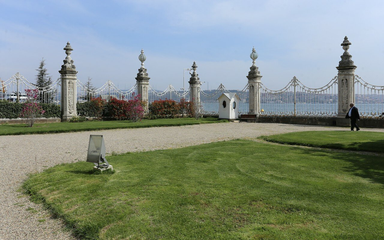 Istanbul, Dolmabahce Palace