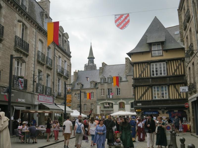 Бретань в июле 2016. Северо-восток и юго-запад