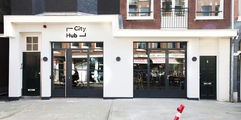 1. Расположенный в бывшем промышленном складе, CityHub сочетает в себе уединение отеля с доступность