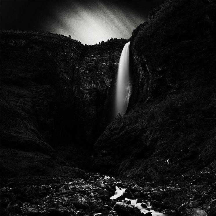Vettisfossen Waterfall, Norway