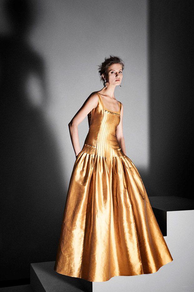 Alberta Ferretti Fall Winter 2017.18 Haute Couture Collection
