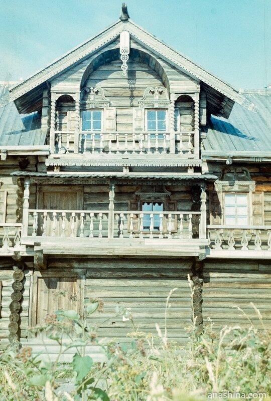 Дом богатого крестьянина Ошевнева, Кижи