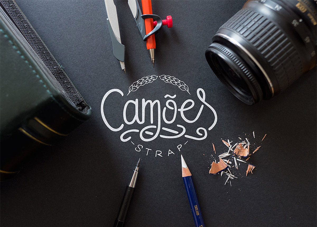 Creative Lettering by Simon Almeida