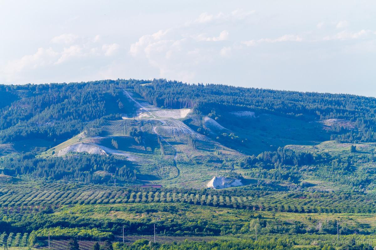 на горе Каланча фото 8