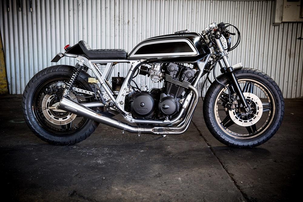 Sp9ine: кафе рейсер Honda CB900