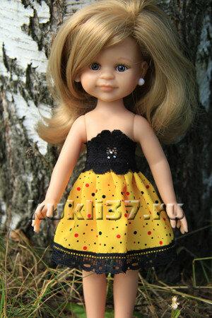летнее платье Паолы Рейна
