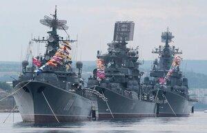 Сегодня Тихоокеанскому флоту исполняется 287 лет со дня основания. Досье