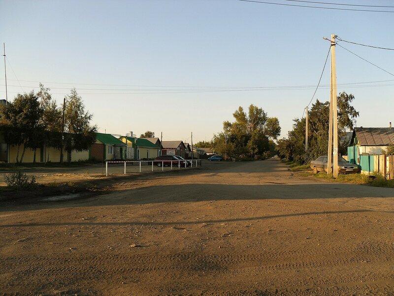 Славгород, утро.