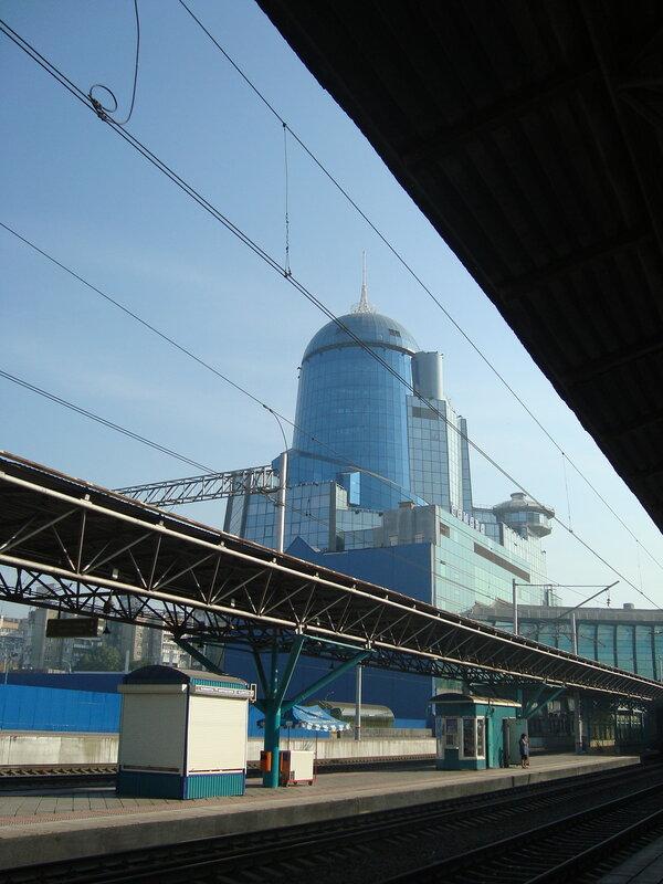 Самара. Вокзал