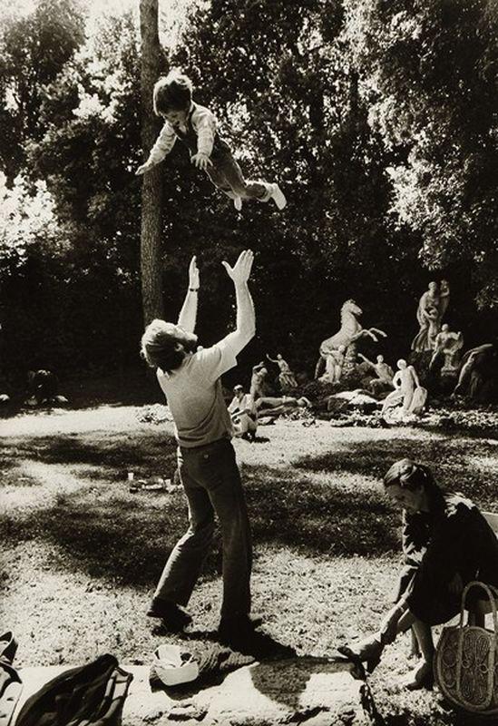 1981. Вилла Медичи. Рим