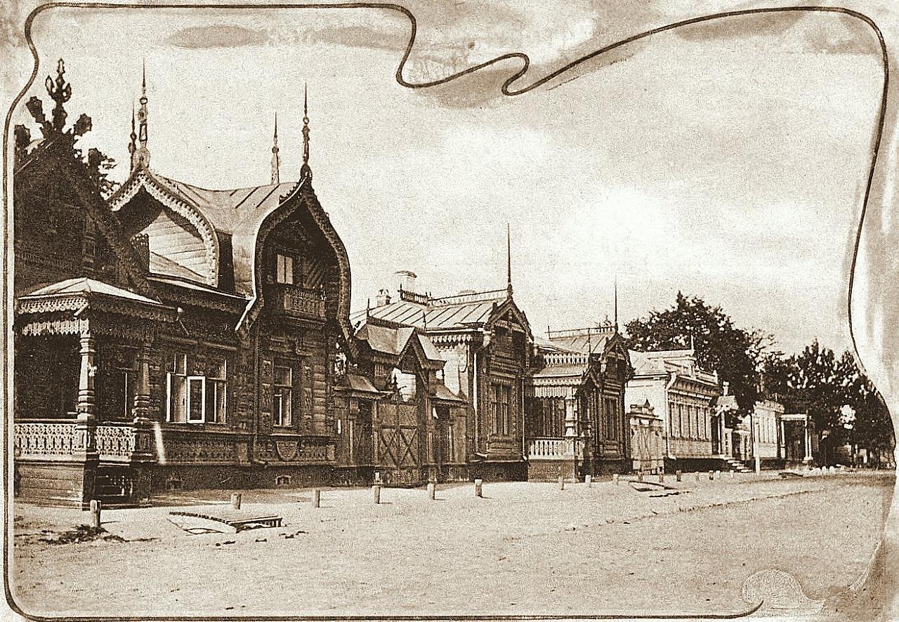 Абрамовская улица
