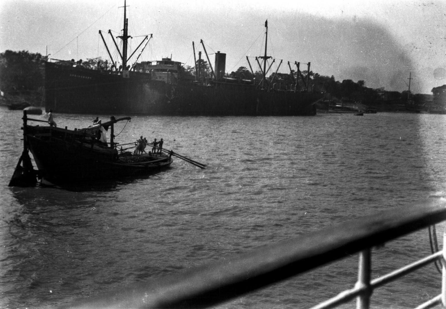 1278. Порт Калькутты