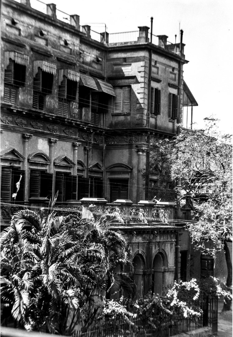 1296. Особняк Тагора в Калькутте