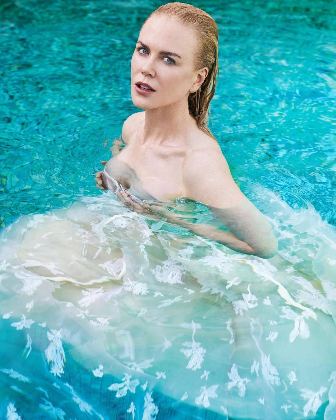 Фотосессия Фотосессия Nicole Kidman (Stellar, август 2017)
