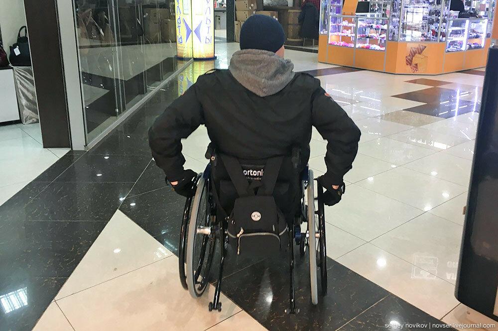 Инвалидная кресло-коляска Ortonica S2000